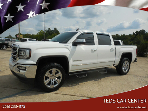 2017 GMC Sierra 1500 for sale at TEDS CAR CENTER in Athens AL