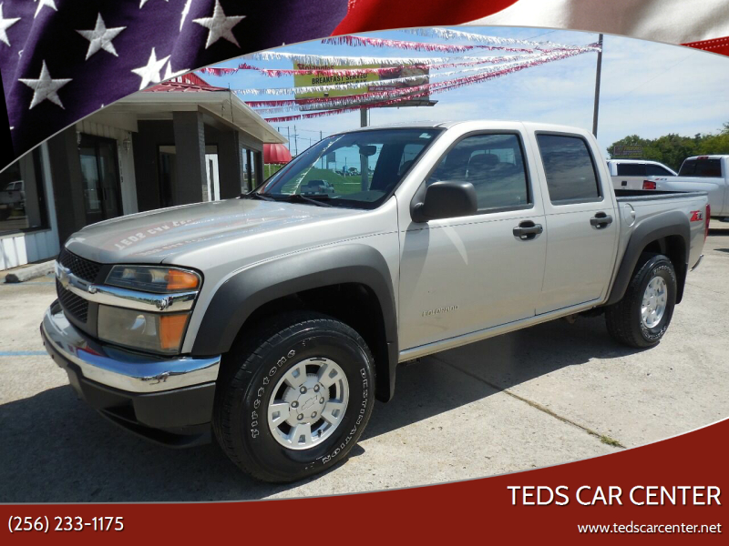 2005 Chevrolet Colorado for sale at TEDS CAR CENTER in Athens AL