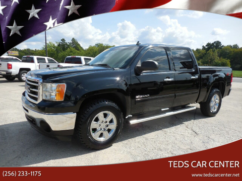 2013 GMC Sierra 1500 for sale at TEDS CAR CENTER in Athens AL