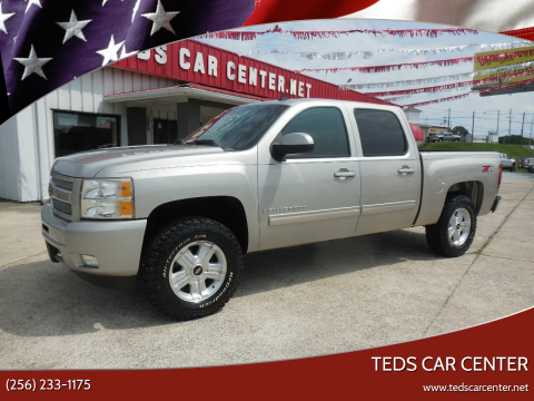 2009 Chevrolet Silverado 1500 for sale at TEDS CAR CENTER in Athens AL