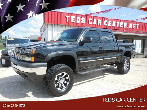 2006 Chevrolet Silverado 1500 for sale at TEDS CAR CENTER in Athens AL