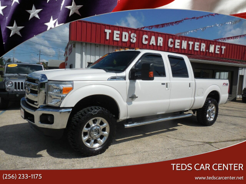 2016 Ford F-250 Super Duty for sale at TEDS CAR CENTER in Athens AL