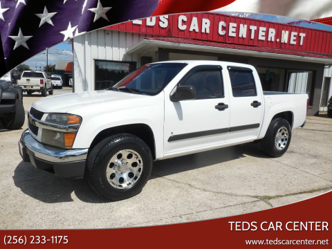2006 Chevrolet Colorado for sale at TEDS CAR CENTER in Athens AL