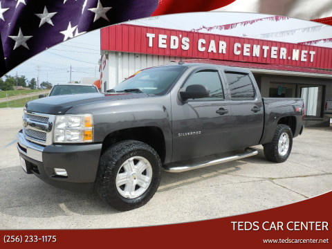 2010 Chevrolet Silverado 1500 for sale at TEDS CAR CENTER in Athens AL
