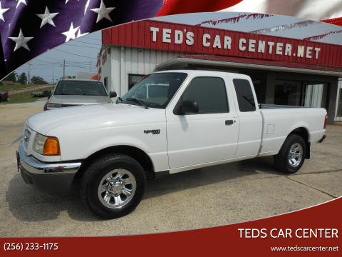 2003 Ford Ranger for sale at TEDS CAR CENTER in Athens AL