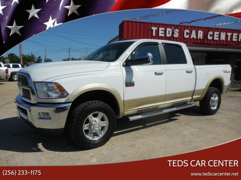 2011 RAM Ram Pickup 2500 for sale at TEDS CAR CENTER in Athens AL