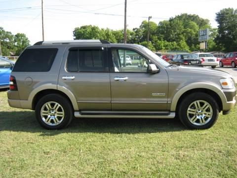 2006 Ford Explorer for sale in Athens, AL