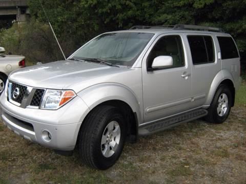 2007 Nissan Pathfinder for sale in Athens, AL