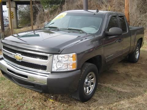 2011 Chevrolet Silverado 1500 for sale in Athens, AL