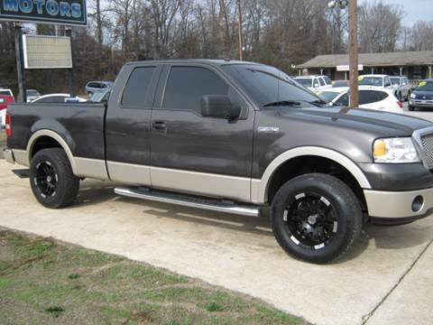 2007 Ford F-150 for sale in Athens, AL