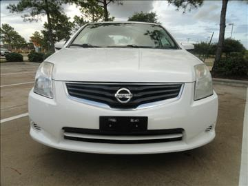 2011 Nissan Sentra for sale in Katy, TX