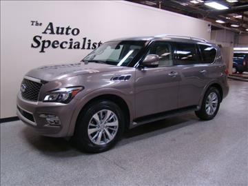 2016 Infiniti QX80 for sale in Springfield, MO