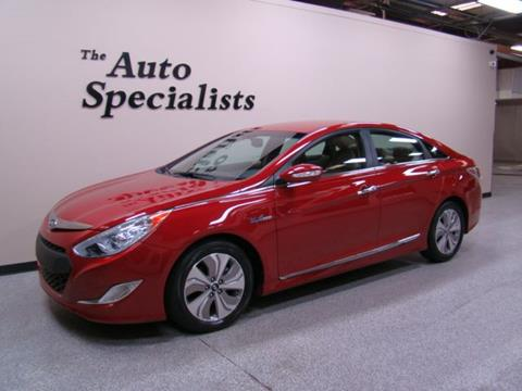 2013 Hyundai Sonata Hybrid for sale in Springfield, MO