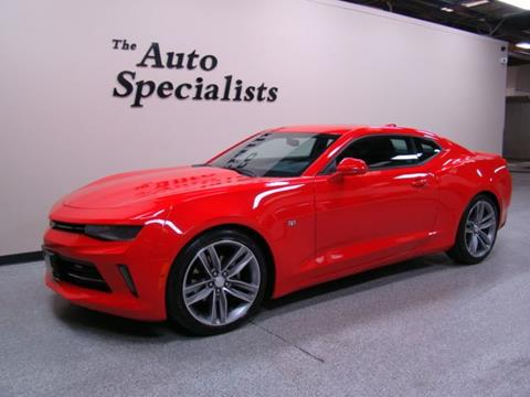 2017 Chevrolet Camaro for sale in Springfield, MO