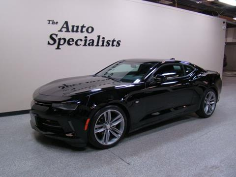 2017 Chevrolet Camaro for sale in Springfield, MO