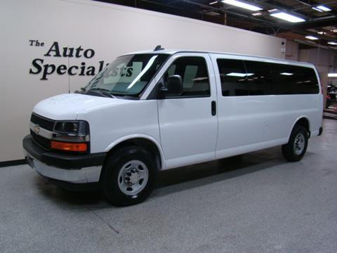 2017 Chevrolet Express Passenger for sale in Springfield, MO