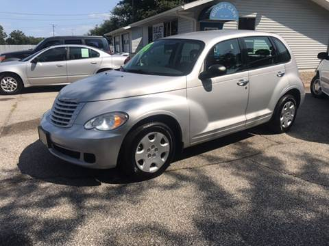 2009 Chrysler PT Cruiser for sale in Michigan City, IN