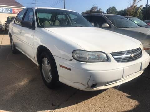 2000 Chevrolet Malibu for sale in Michigan City, IN