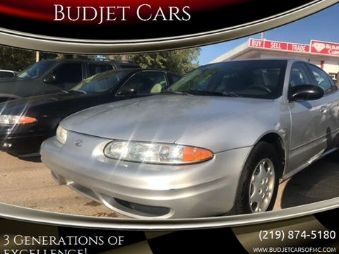 Used 2001 Oldsmobile Alero For Sale In Indiana Carsforsale