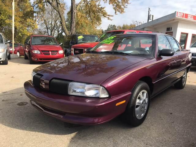 pictures of 1995 oldsmobile achieva