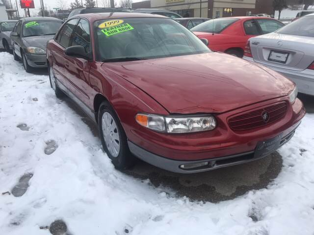 1999 buick regal 4dr gs supercharged sedan in michigan city in budjet cars 1999 buick regal 4dr gs supercharged