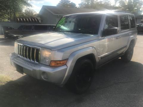 2007 Jeep Commander for sale in Michigan City, IN