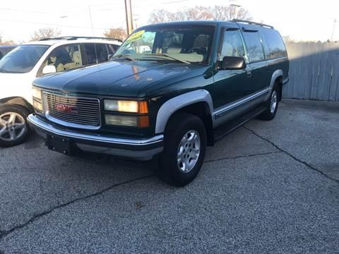 1997 GMC Suburban for sale in Michigan City, IN