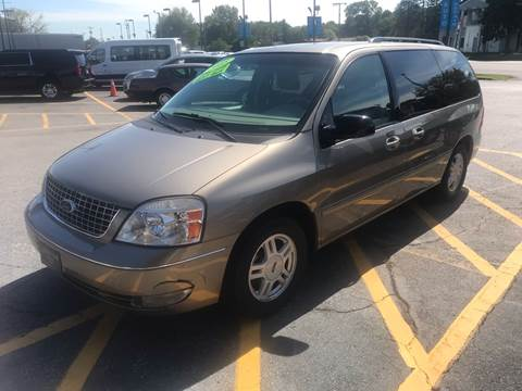 2005 Ford Freestar for sale in Michigan City, IN