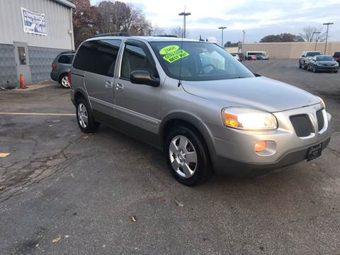 2008 Pontiac Montana SV6 for sale in Michigan City, IN