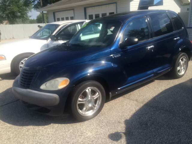 2002 chrysler pt cruiser limited edition in national city, ca.