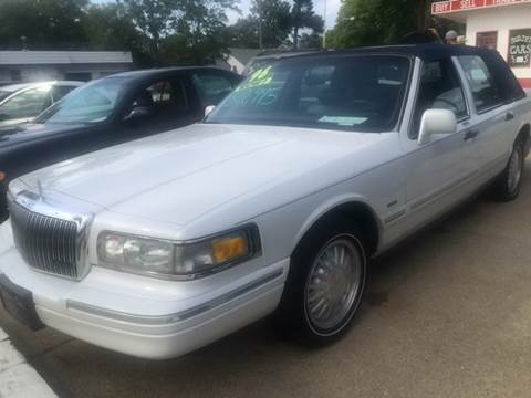 1996 Lincoln Town Car for sale in Michigan City, IN
