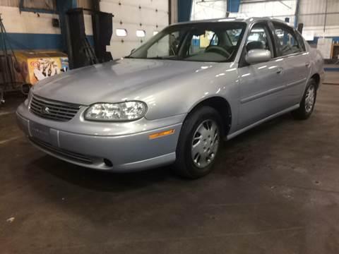 1999 Chevrolet Malibu for sale in Michigan City, IN