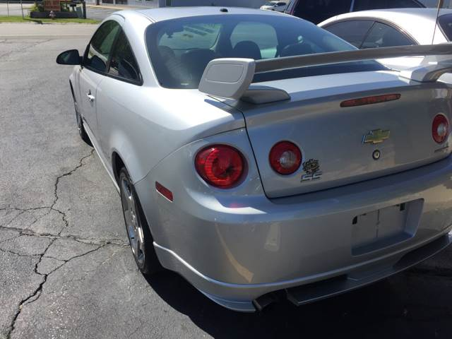 2006 Chevrolet Cobalt SS 2dr Coupe w20L SC In Michigan City IN