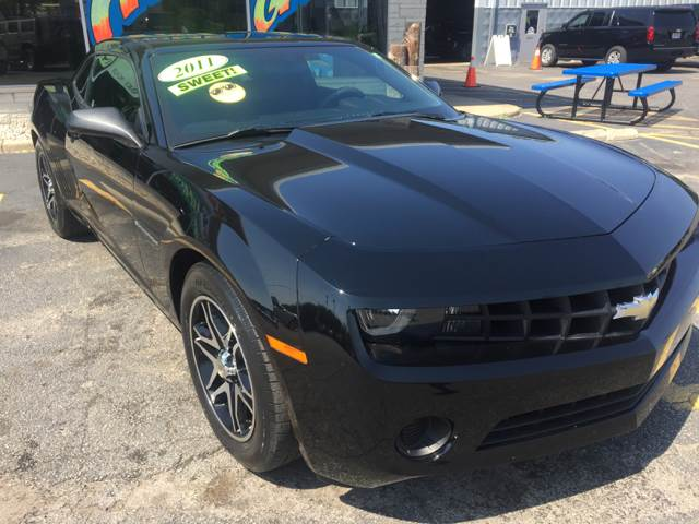 2011 Chevrolet Camaro Ls 2dr Coupe W 2ls In Michigan City In