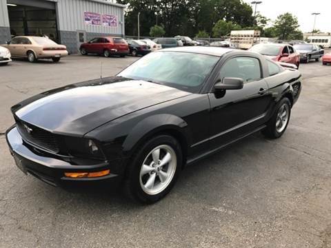 2006 Ford Mustang for sale in Michigan City, IN