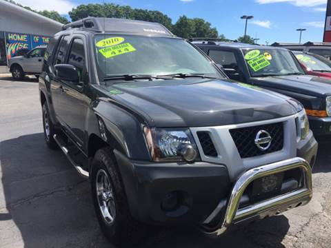 2010 Nissan Xterra for sale in Michigan City, IN