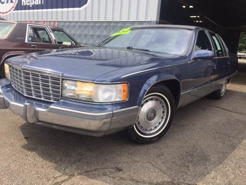 1996 Cadillac Fleetwood for sale in Michigan City, IN