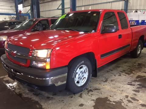 2003 Chevrolet Silverado 1500 for sale in Michigan City, IN