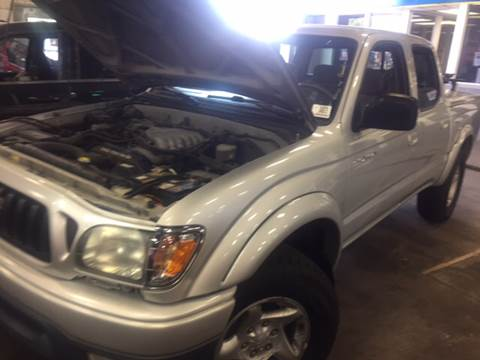2003 Toyota Tacoma for sale in Michigan City, IN