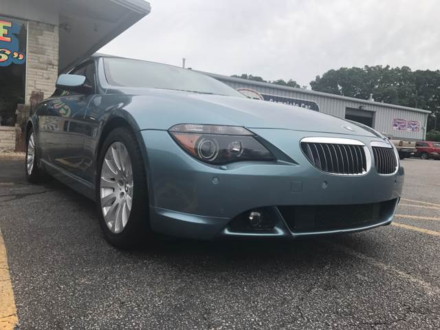 2004 Bmw 6 Series 645Ci 2dr Convertible In Michigan City IN ...