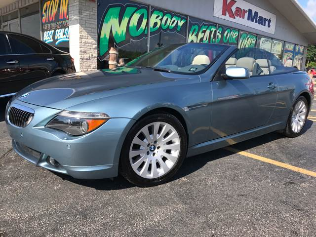 Bmw Series Ci Dr Convertible In Michigan City IN - Bmw 2004 convertible