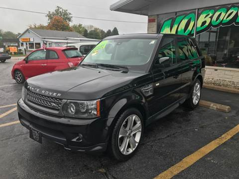 2010 Land Rover Range Rover Sport for sale in Michigan City, IN