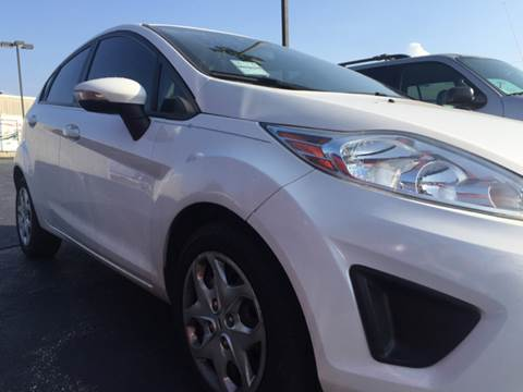 2013 Ford Fiesta for sale in Michigan City, IN