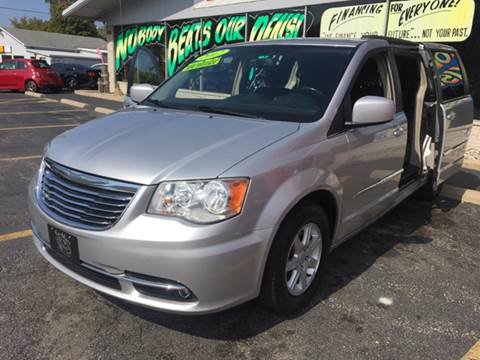2012 Chrysler Town and Country for sale in Michigan City, IN