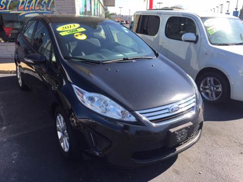 2013 Ford Fiesta for sale in Michigan City, IN