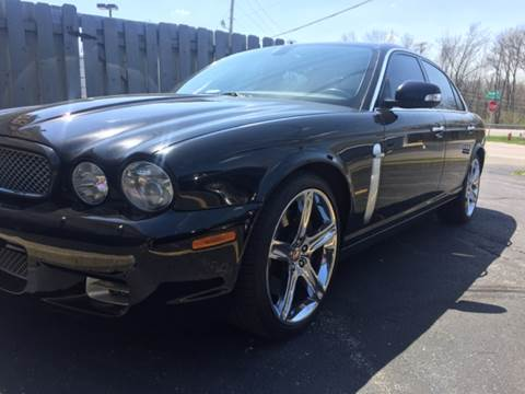 2009 Jaguar XJR For Sale In Michigan City, IN