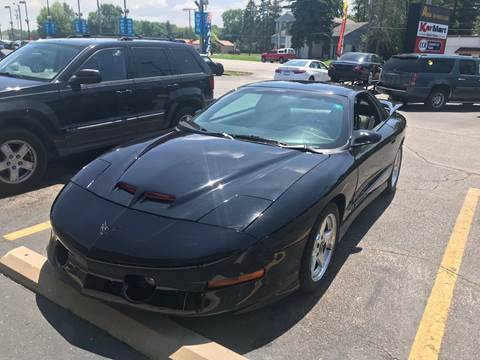1997 Pontiac Firebird for sale in Michigan City, IN