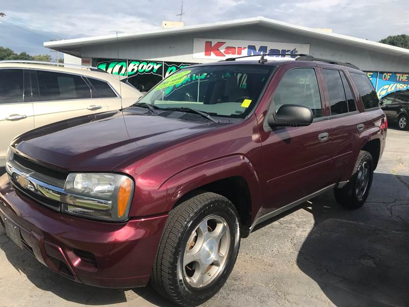 2007 Chevrolet Trailblazer Ls 4dr Suv In Michigan City In Karmart