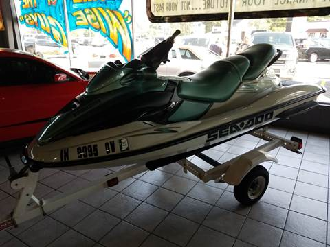 2001 Bombardier SEA-DOO for sale in Michigan City, IN