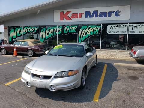 2003 Pontiac Bonneville for sale in Michigan City, IN